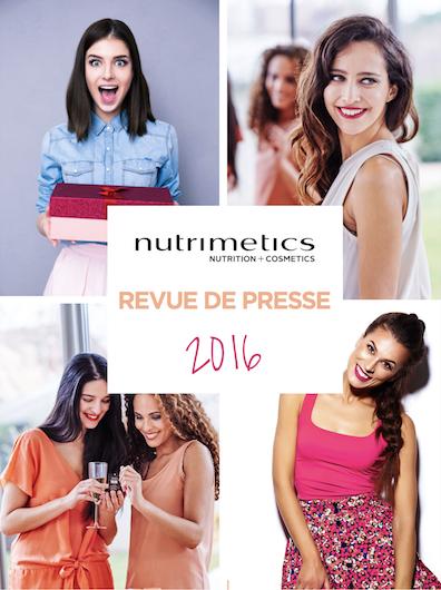 revue de presse Nutrimetics France 2016 - Presse - Nutrimetics France
