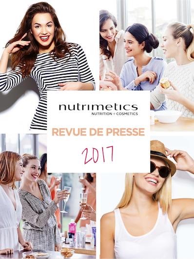 revue de presse Nutrimetics France 2017 - Presse - Nutrimetics France
